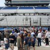 2014 IndyFest/Indy 500 Media Day Track Walk